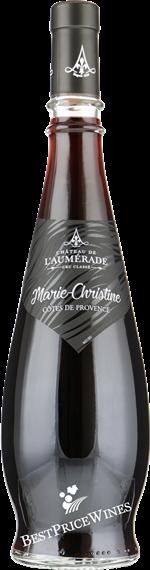 Cuvée Marie- Christine Cotes de Provence Rouge
