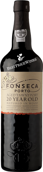 Fonseca Aged Tawny 20 Years Old Port