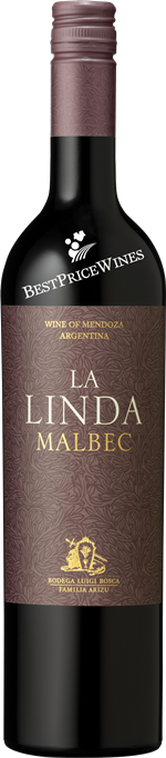 La linda Mendoza Malbec