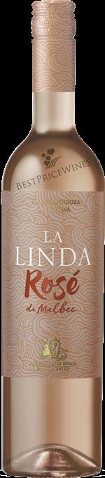 La linda Mendoza Rosé Malbec