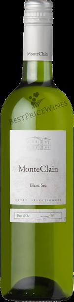 Monteclain, Blanc Sec